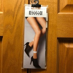 Wolford Sophie Socks Size Small